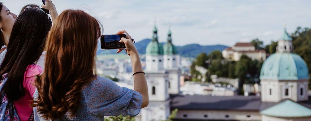 Excursion to Salzburg from Munich by train