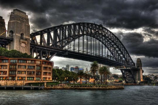 Sydney's dark stories true crime tour