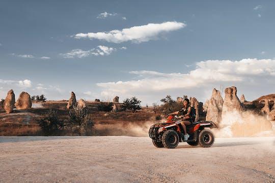Safari de quadriciclo de 4 horas na Capadócia com churrasco