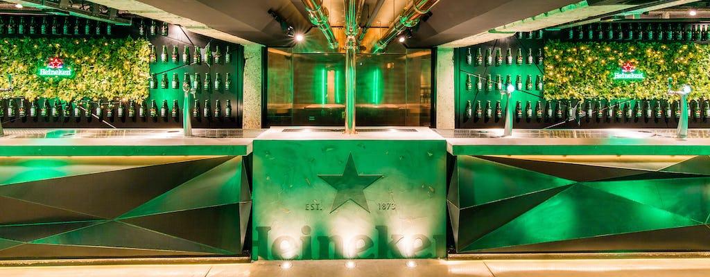 Tickets voor de Heineken® Experience