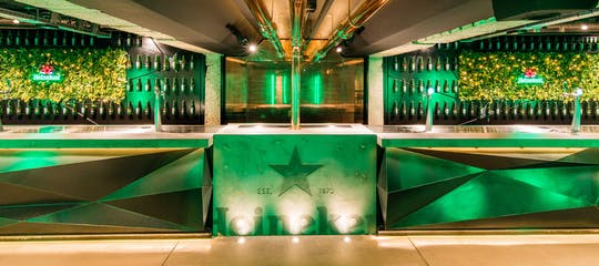 Heineken® Experience tickets