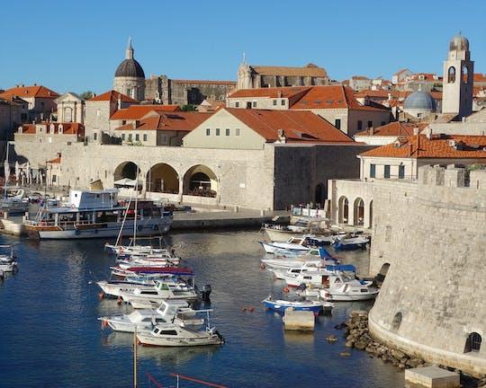 Visite privée panoramique de Dubrovnik en voiture