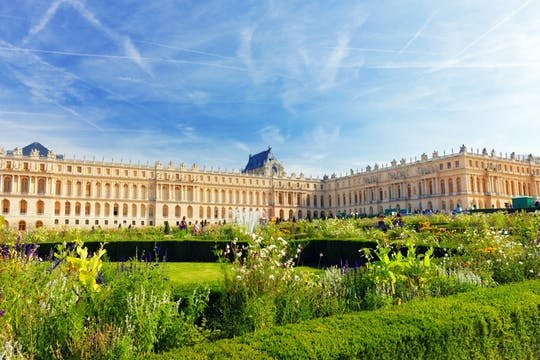 Prywatna wycieczka po pałacu i ogrodach w Wersalu w małej grupie 6 osób