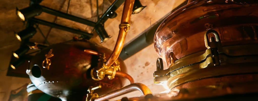 Cognac Weinberge und Brennereien halbtägige private Tour von Charente