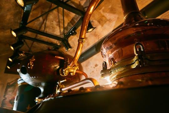 Tour privato di mezza giornata dei vigneti e delle distillerie di cognac dalla Charente