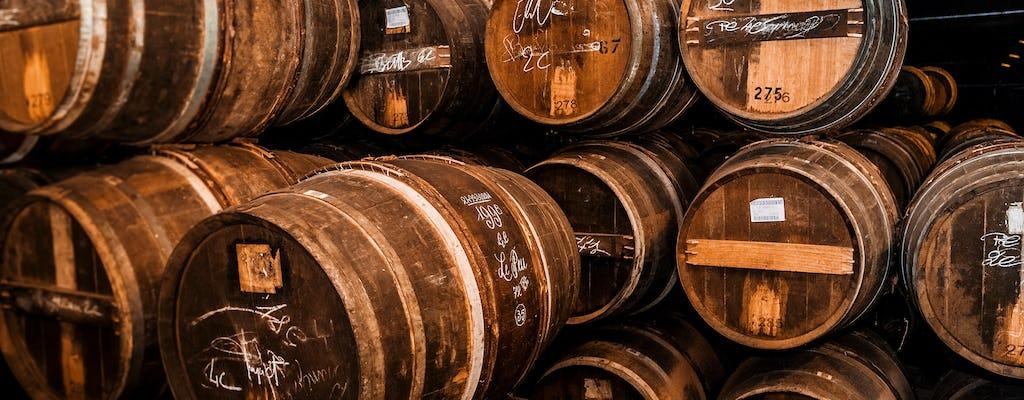 Excursão privada de um dia às destilarias de vinhedo e artesanato de Cognac