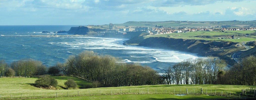 The North York Moors and Whitby from York