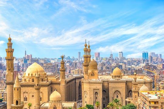 Tour di un'intera giornata al Cairo con Museo Egizio, Mohamed Ali e Sultan Hassan Mosque