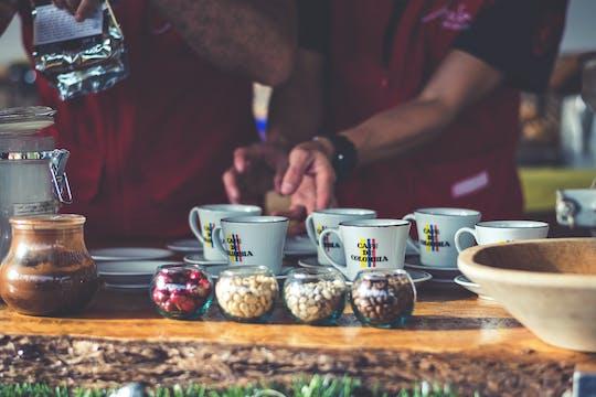 Mestre do café Bogotá