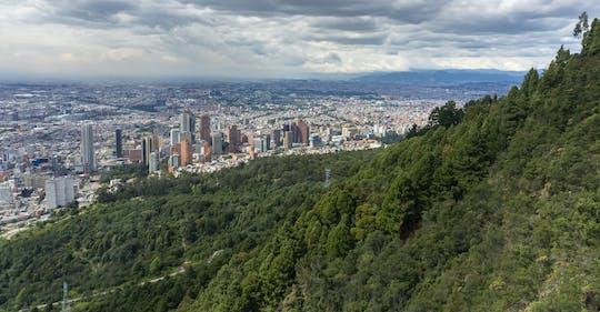 Богота восточных холмах экскурсия