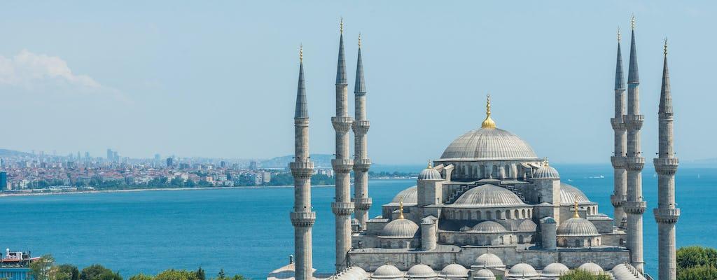 Istanbul toplocaties ochtendrondleiding (halve dag)