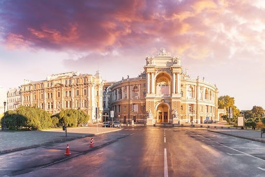 The best of Odessa walking tour