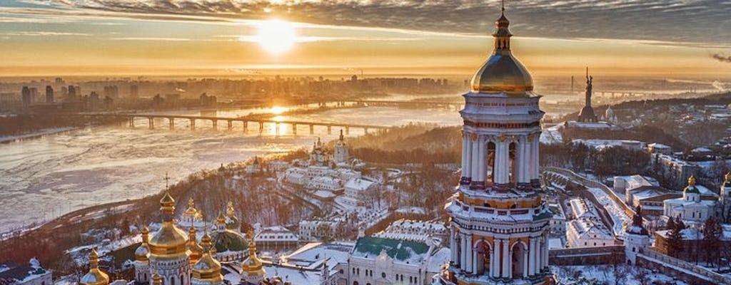 De beste wandeltocht van Kiev