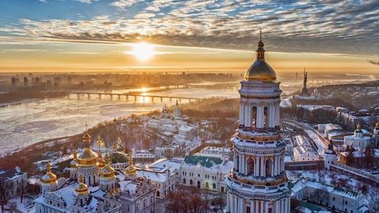 Recorrido a pie por lo mejor de Kiev