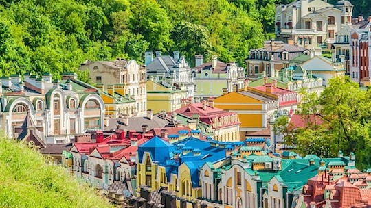 Artistic Kiev walking tour