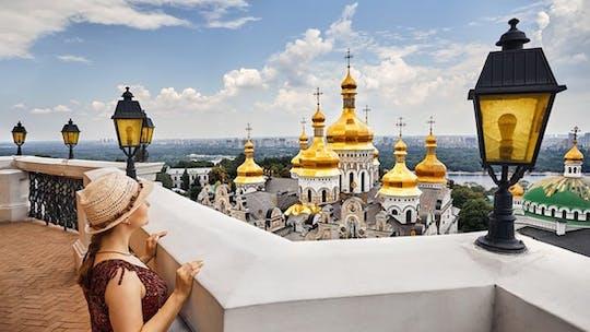 Wandeltocht door het oude Kiev