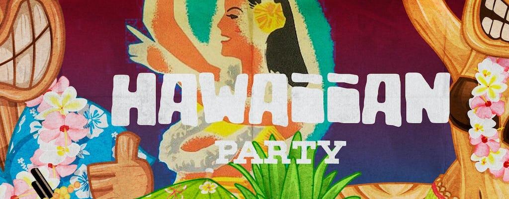 Hawaiian:  A L O H A !!!!!