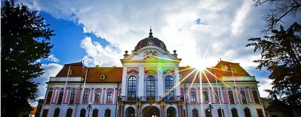 Полудневная экскурсия для принцессы Сисси, Геделле королевский дворец из Будапешта