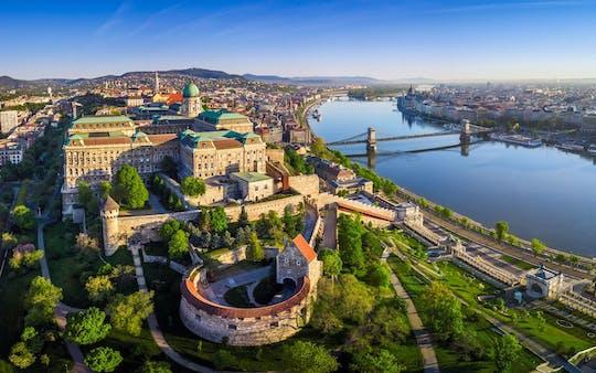 Полдня обзорная экскурсия в Будапеште