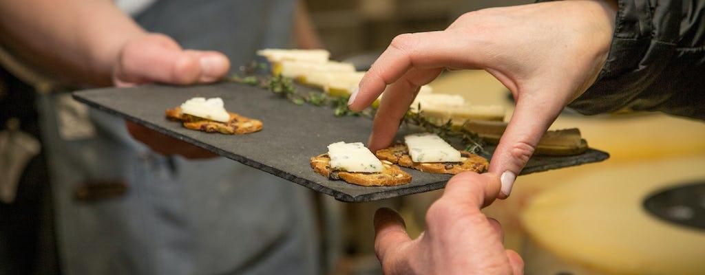 El recorrido gastronómico de la experiencia nórdica
