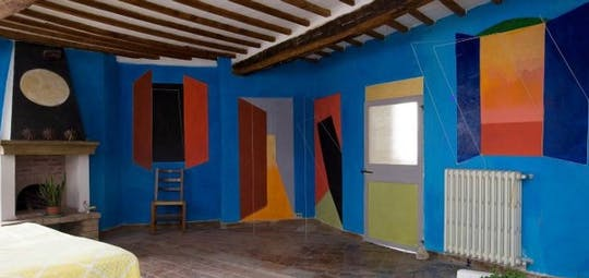 Private tour of the Painted House in Todi