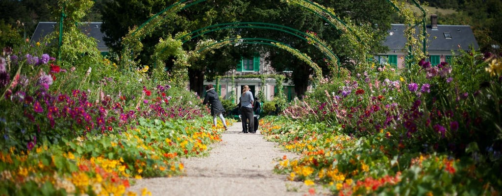 Guided tour of Monet's gardens