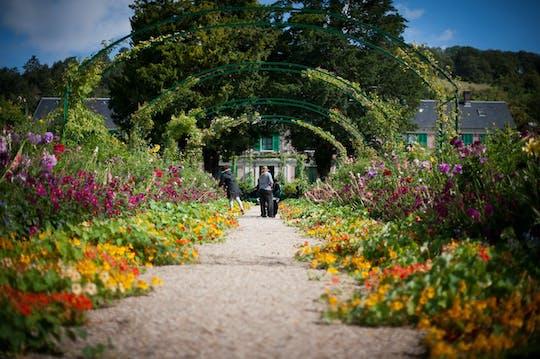 Visita guiada a los jardines de Monet.