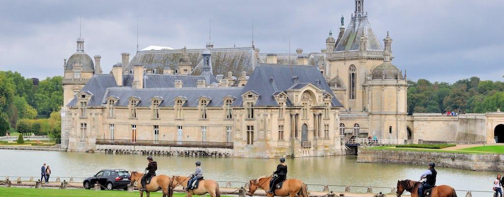 Privater Ausflug von Paris in die Domäne von Chantilly