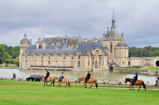 Private excursion from Paris to the domain of Chantilly