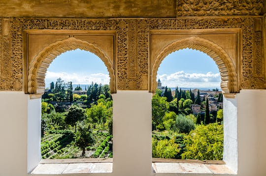 Alhambra skip-the-line tickets and guided tour