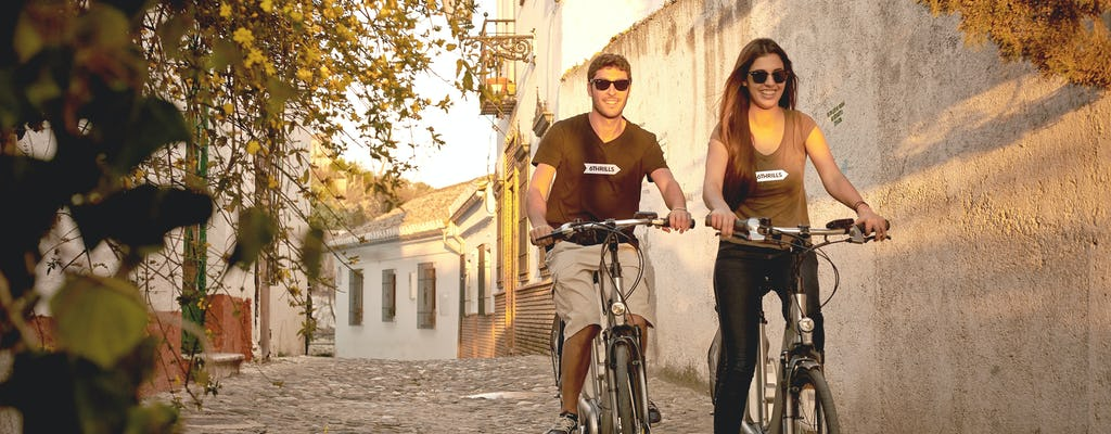 Electric bike tour of Granada