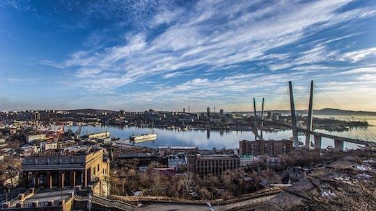 Visite découverte de Vladivostok