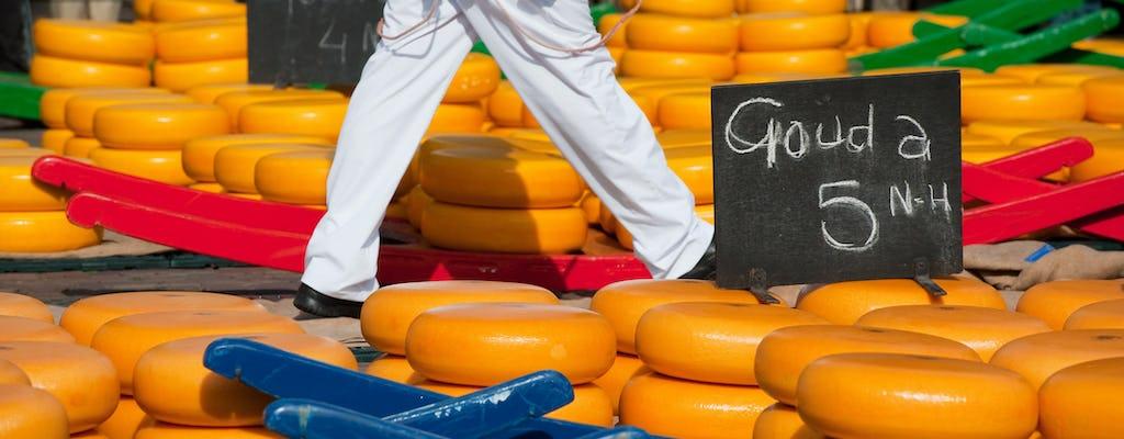 Charmoso tour de degustação de queijo Gouda