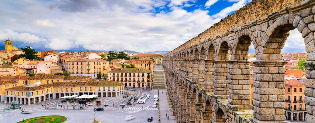 Avila e Segovia viagem de dia inteiro de Madri