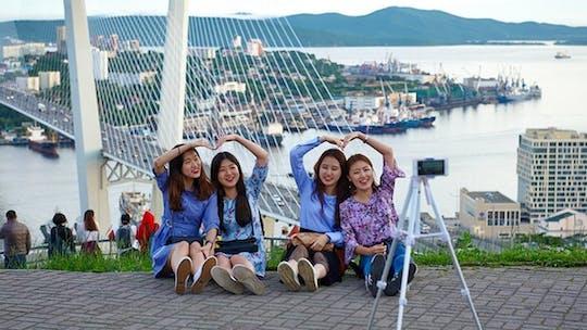Visite à pied du meilleur de Vladivostok