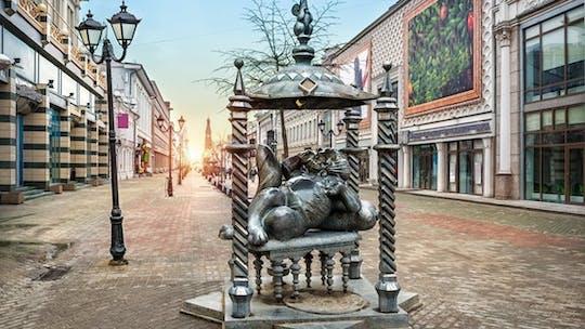 Passeio cultural a pé por Kazan