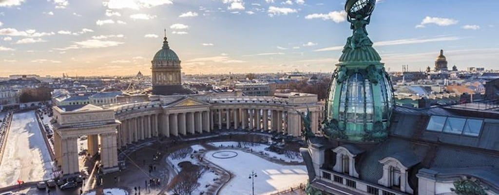 Tour religioso a piedi di Kazan