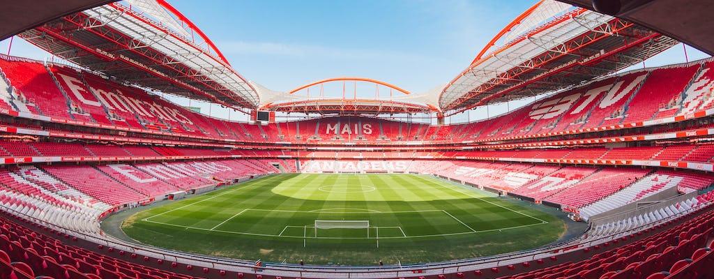 Tour dello stadio e del museo del Benfica