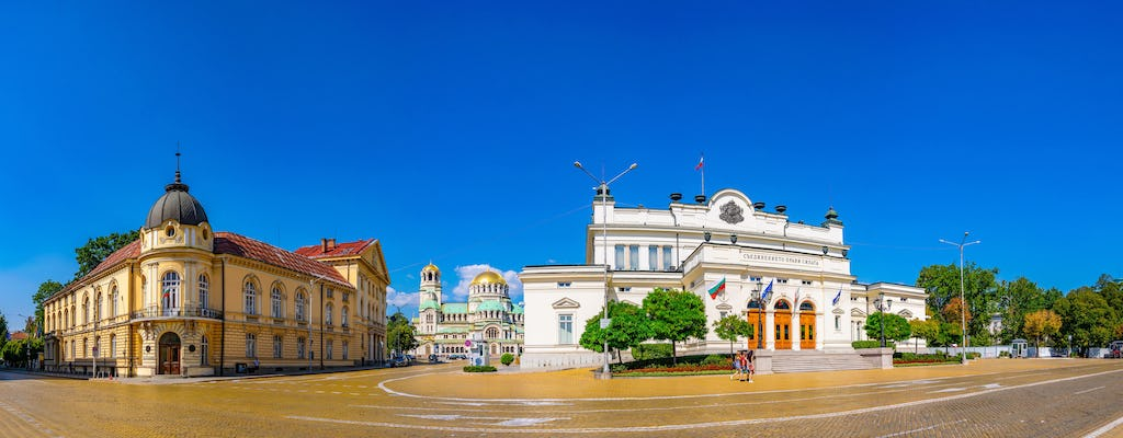 The best of Sofia 2-hour walking tour