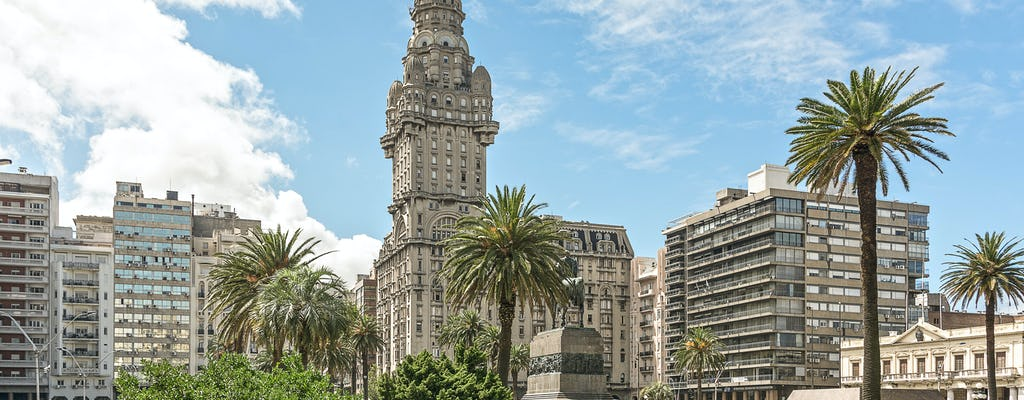 Montevideo komplette Stadtrundfahrt