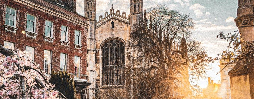 Кембридж коллекция тур подкаст