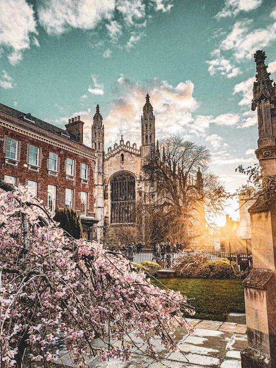 Kolekcja tras koncertowych podcastów Cambridge