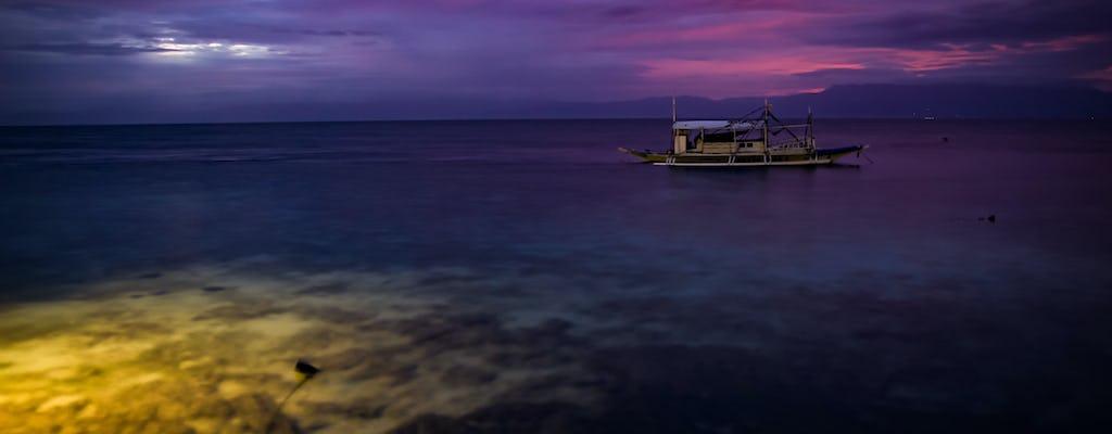 Cebu Sonnenuntergang Kreuzfahrt