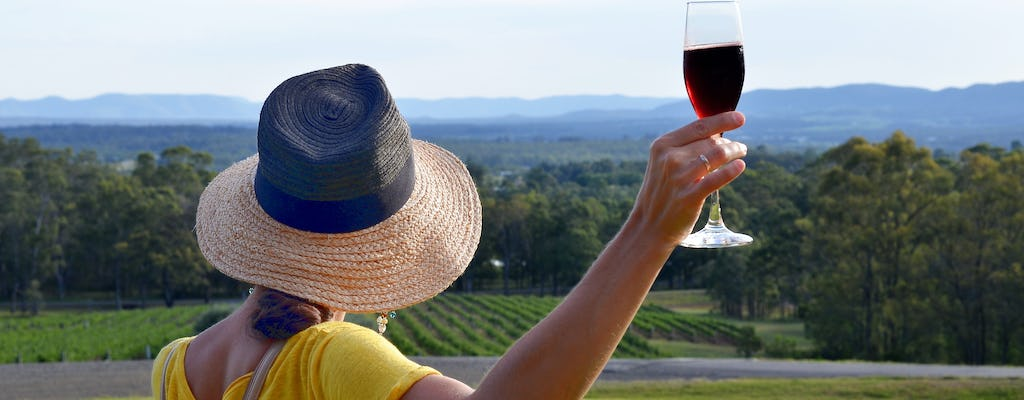 Hunter Valley Wineries day trip