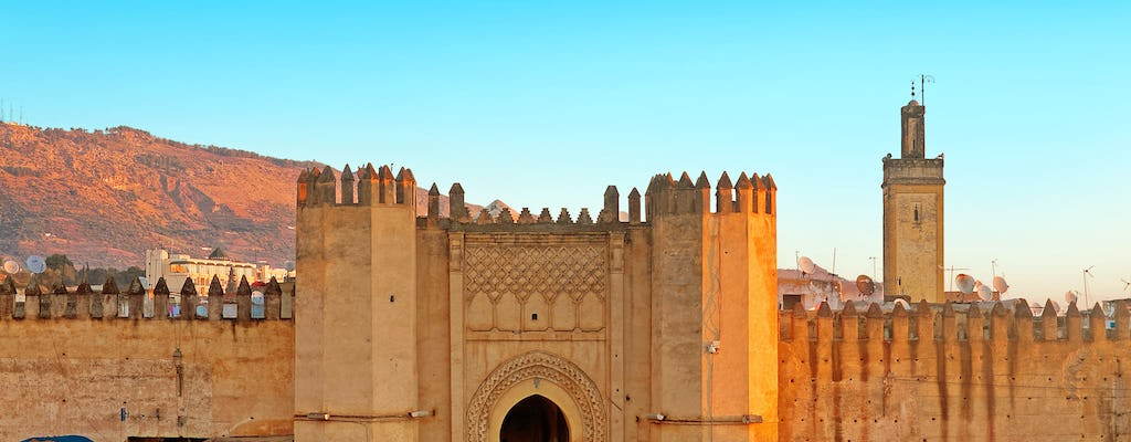 Full-day Fez discovery tour