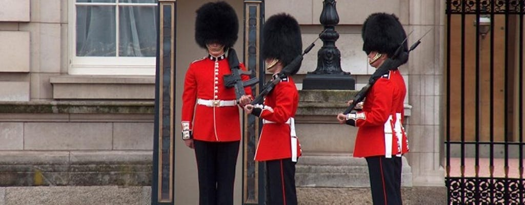 Royal London Tour with Changing of the Guard