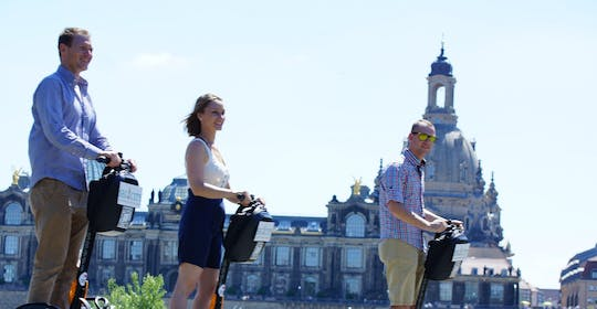 Classic Segway tour of Dresden