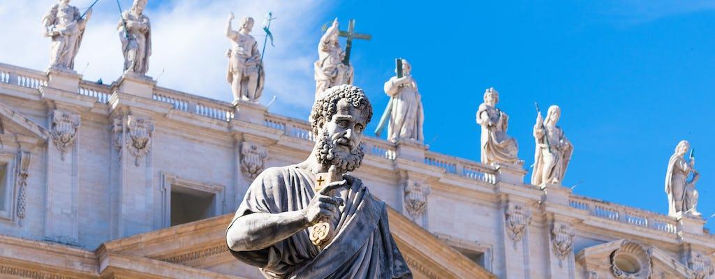 Visita guidata della Basilica di San Pietro con accesso prioritario