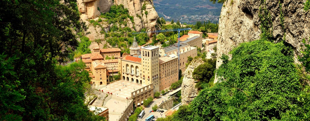 Montserrat Monastery morning guided tour
