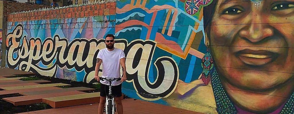 Bogotá bike tour